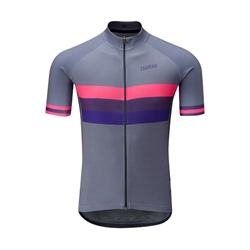 Image: CHAPEAU! CLUB JERSEY MENS CARBON GREY SMALL