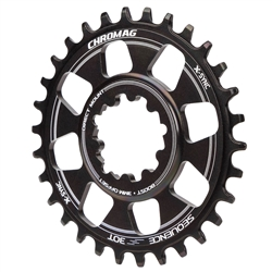 Image: CHROMAG SEQUENCE X-SYNC DIRECT SRAM BOOST CHAINRING
