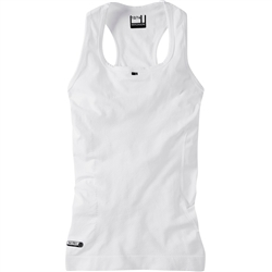 Image: MADISON ISOLER MESH BASELAYER LADIES SLEEVELESS WHITE SMALL/MEDIUM