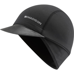 Image: MADISON ROADRACE OPTIMUS WINTER CAP BLACK ONE SIZE