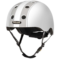 Image: MELON DECENT DOUBLE HELMET GREY XL-XXL