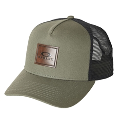 Image: OAKLEY DRAINER CAP NEW OLIVE UNIVERSAL