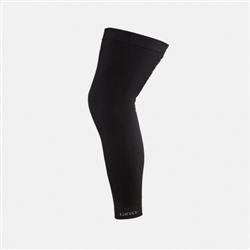 Image: GIRO CHRONO KNEE WARMERS BLACK XL/XXL