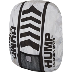Image: HUMP SPEED HUMP WATERPROOF COVER NIKALITE SILVER 15-35L REFLECTIVE