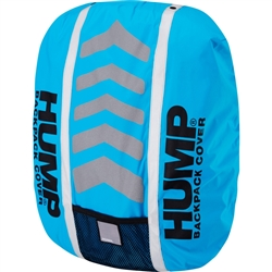 Image: HUMP DELUXE HUMP WATERPROOF COVER 15-35L ATOMIC BLUE