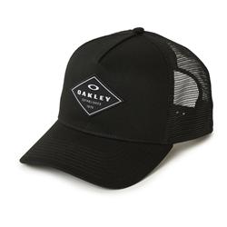 Image: OAKLEY FRACTURE CAP JET BLACK UNIVERSAL