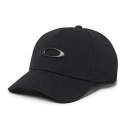 Image: OAKLEY TINCAN CAP BLACK / CARBON UNIVERSAL