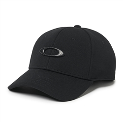 Image: OAKLEY TINCAN CAP BLACK / CARBON L/XL