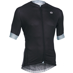 Image: SOLO OMNI JERSEY MENS BLACK SMALL