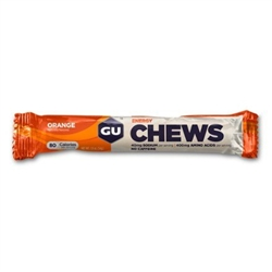 Image: GU ENERGY CHEWS 8 PACK ORANGE