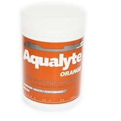 Image: AQUALYTE AQUALYTE 480G TUB ORANGE