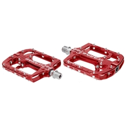 Image: CHROMAG SCARAB PEDALS RED