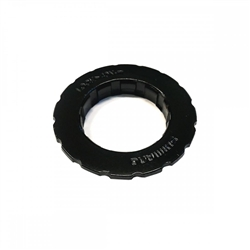 Image: SHIMANO SM-RT30 LOCK RING & WASHER BLACK