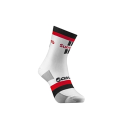 Image: GIANT TEAM SUNWEB SOCKS WHITE SMALL