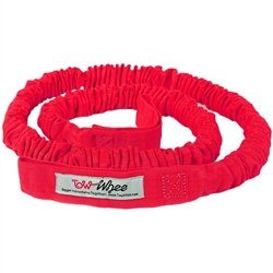 Image: TOWWHEE ADVENTURE TOW BUNGEE RED 56-180 INCH RED