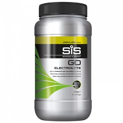 Image: SIS NUTRITION GO ELECTROLYTE SPORTS FUEL 500G LEMON & LIME