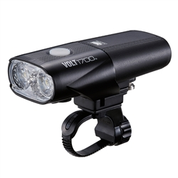 Image: CATEYE VOLT 1700 USB FRONT LIGHT EL1020RC