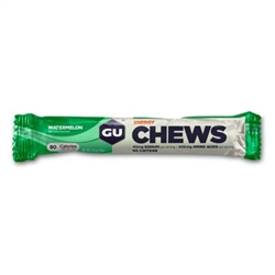 Image: GU ENERGY CHEWS 8 PACK WATERMELON
