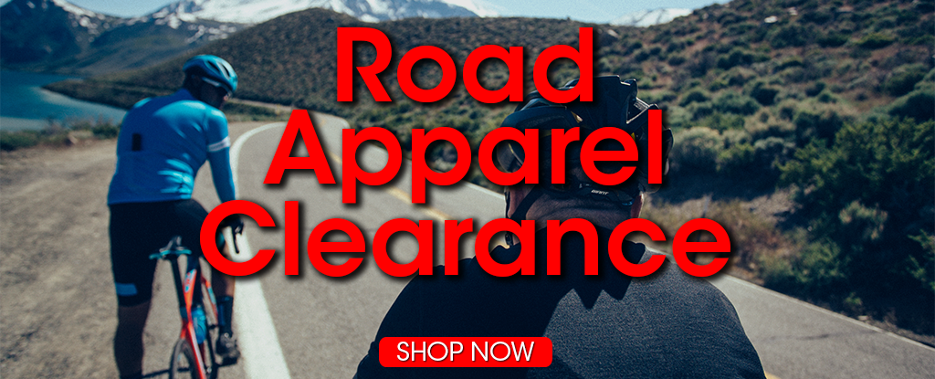 Road Apparel Clearance