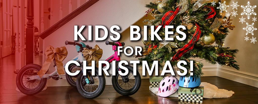 Kids Bikes for Xmas